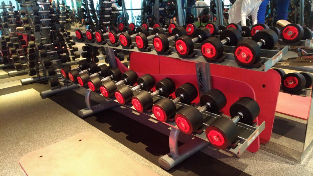 marriott workout