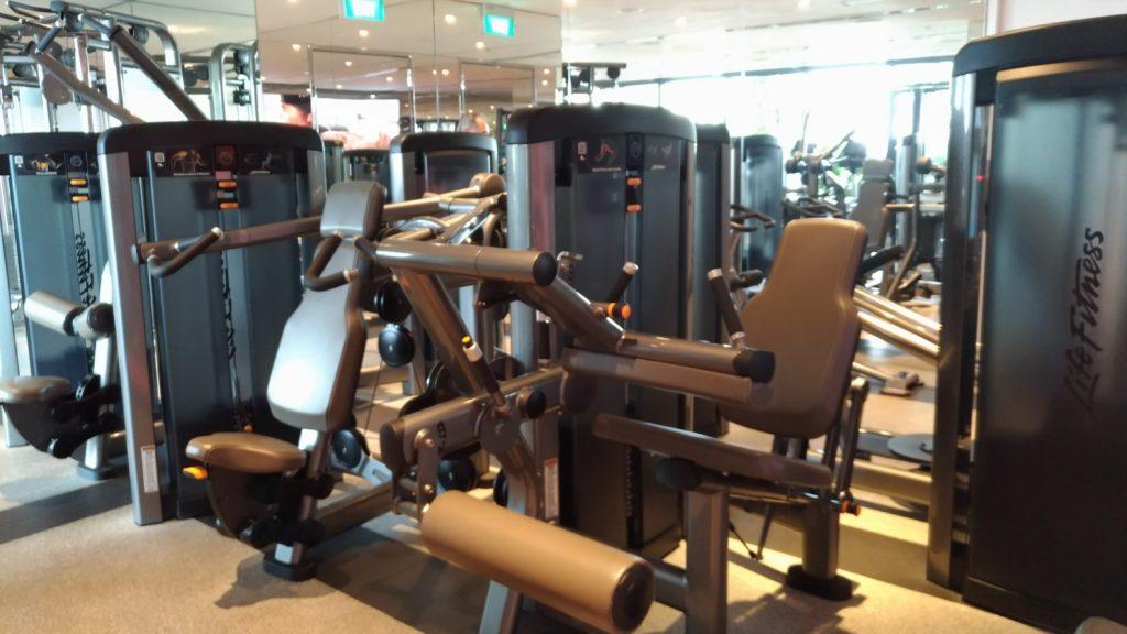 marriott gym